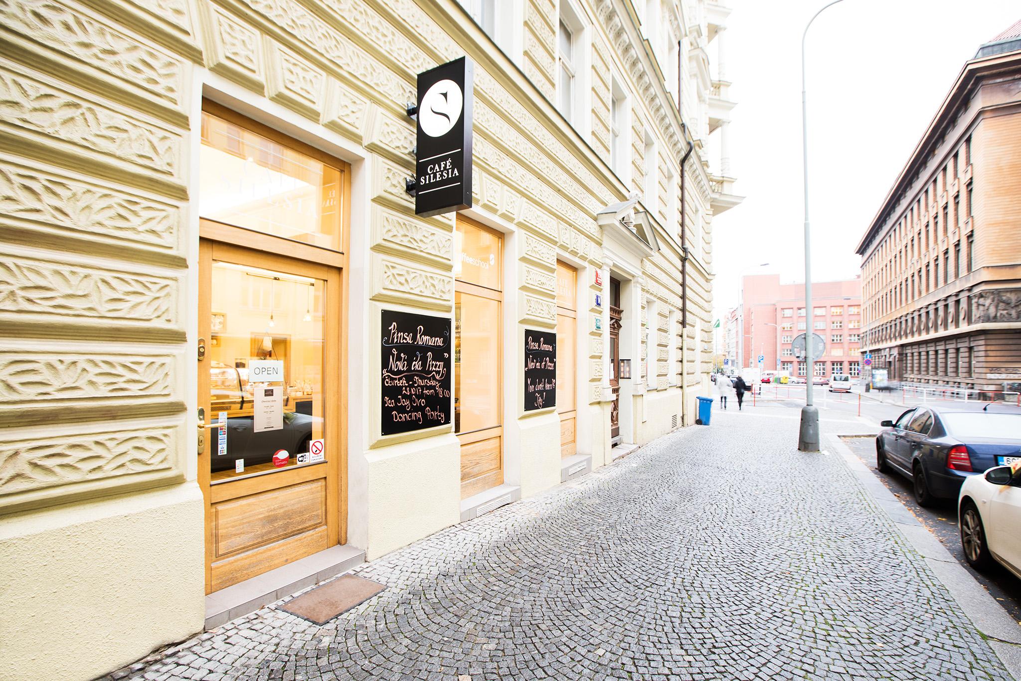 O Café Silesia