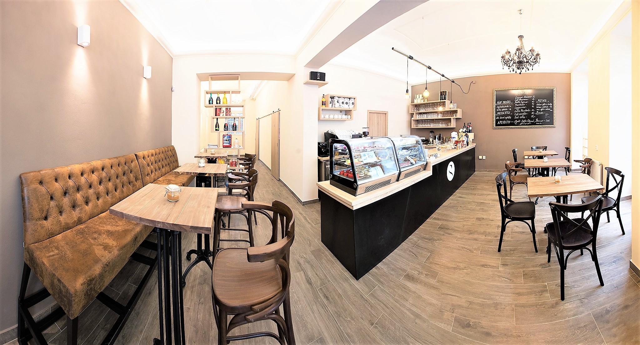 Café Silesia  Vyzkoušejte první třídu