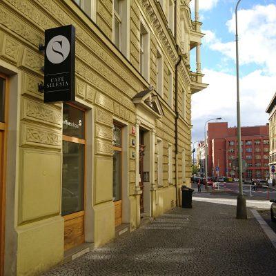 Interier - vchod z ulice